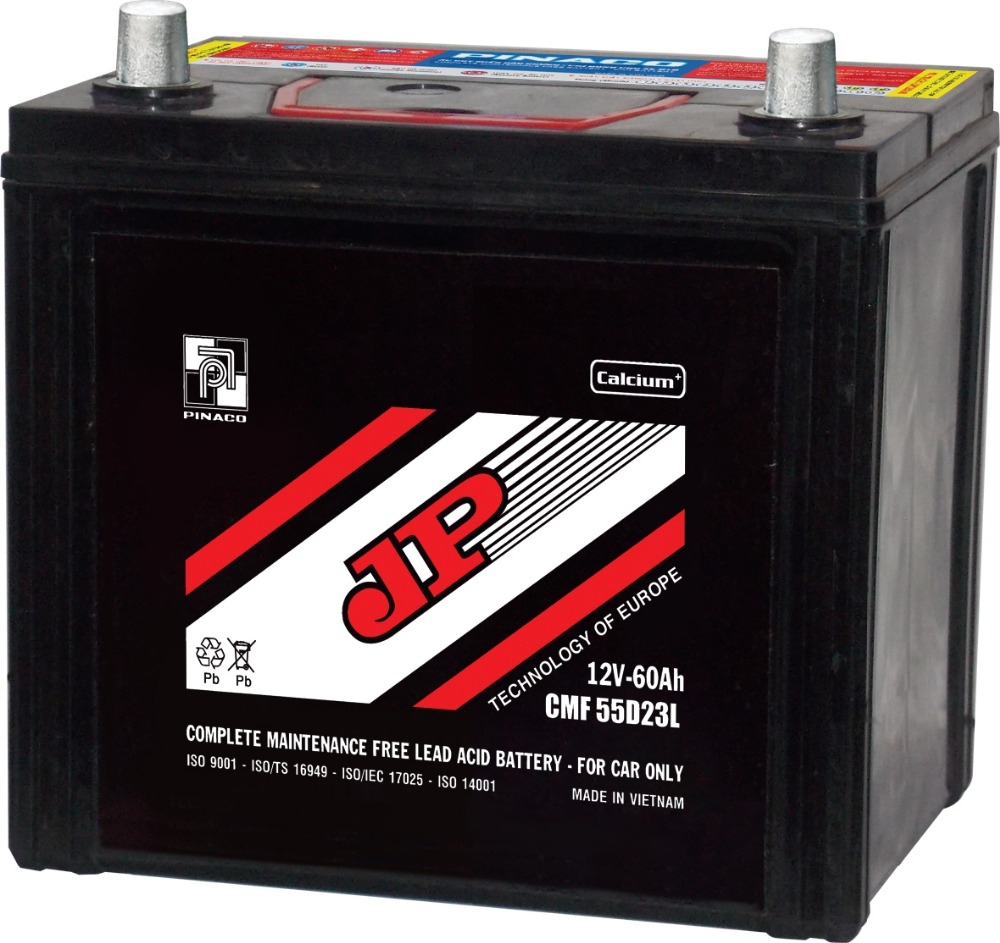 CMF 55D23 (12V - 60Ah) Maintenance Free Battery