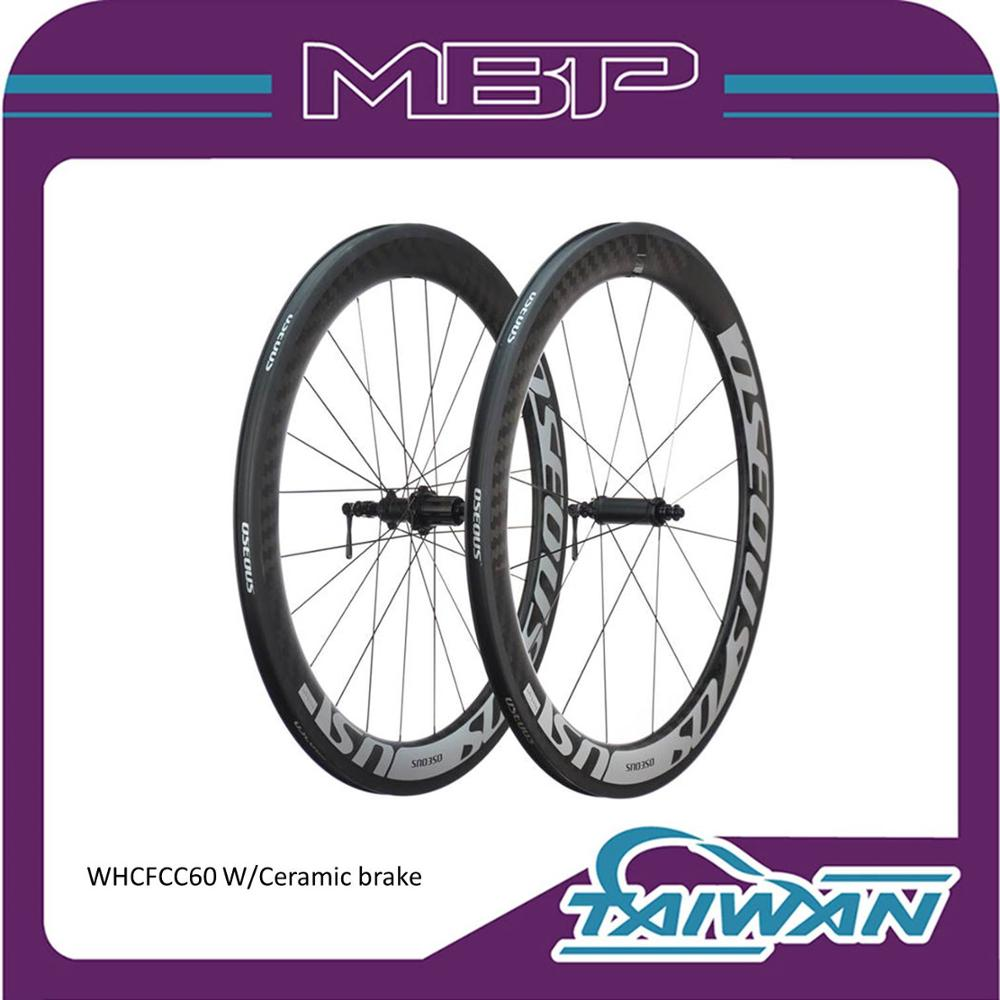 Taiwan Quality Carbon Clincher, Wheelset bicycle Carbon wheels