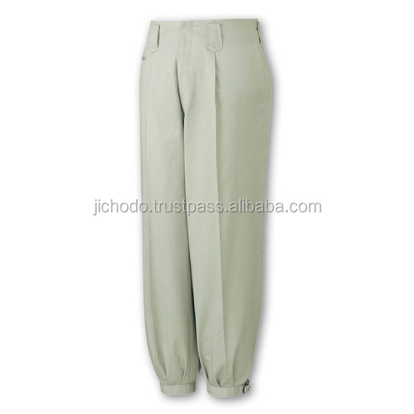100% Cotton twill fabric / Pants ( adjuster on the hem ). Made by Japan