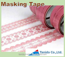Famous and Best-selling packaging for flowers Masking Tape at reasonable prices , small lot order available