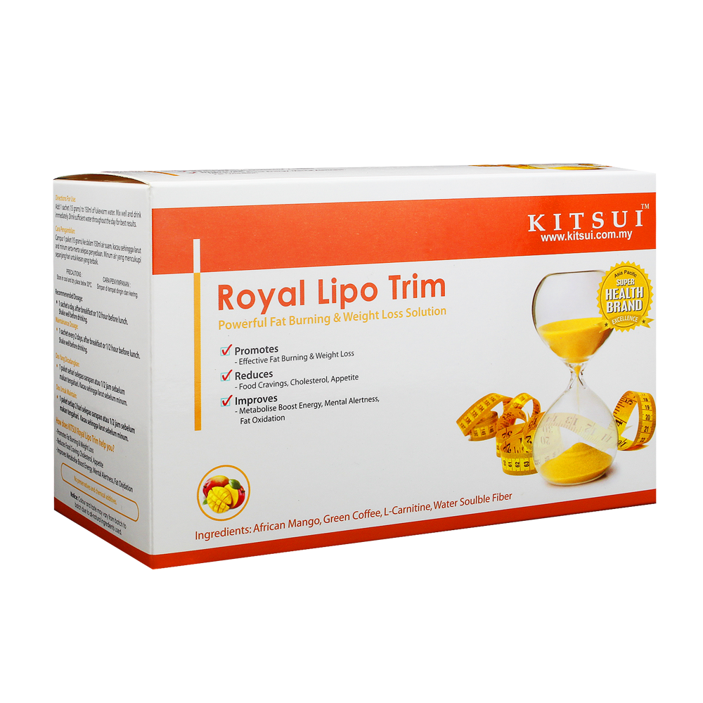 Royal Lipo Trim Loss Weight Drink Product