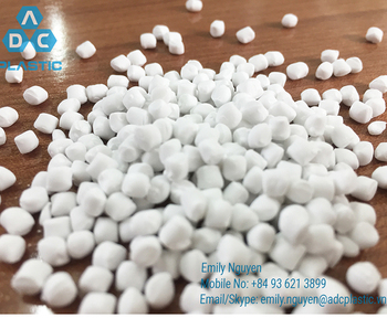 Coated Calcium carbonate for produce plastic bags - MB150