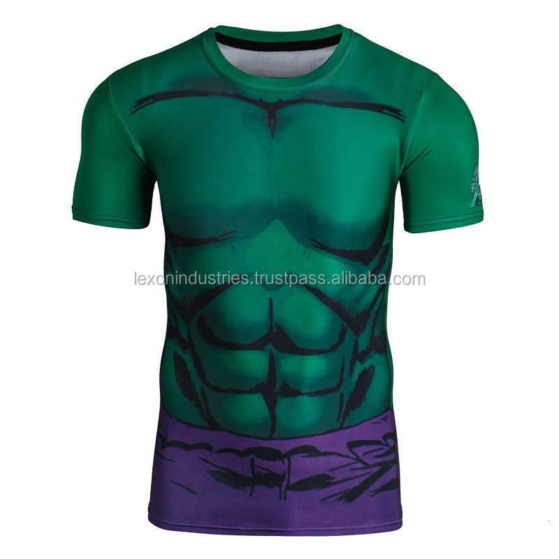 Strong Man sublimation t shirt