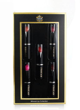 Cougar Beauty mineral Lipstick 5pc Set