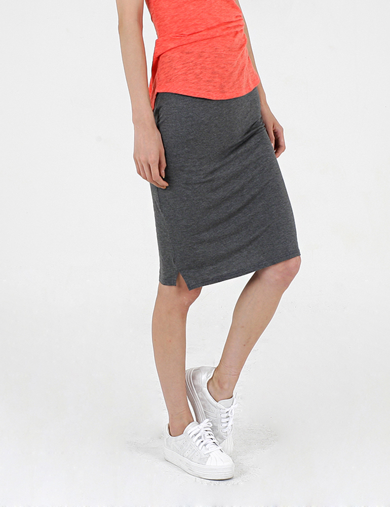 Cheap price Women Casual Office Wear Elegant Spring Summer Fall Basic Items mini Pencil Skirt