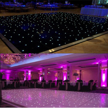 Cheap led starlit floor light led strip lighting led dance floor