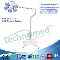 Shadowless whole reflection mobile led operating lights