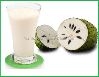 The Best Soursop Puree / WANA Frozen Soursop Puree