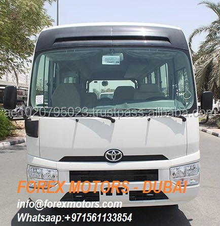 2017 MODEL NEW COASTER BUS 2.7 PETROL with 23 SEAT