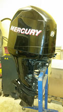 FOR USED Mercury 115 EFI Outboard 115hp boat engine four 4 stroke 2011 inc controls