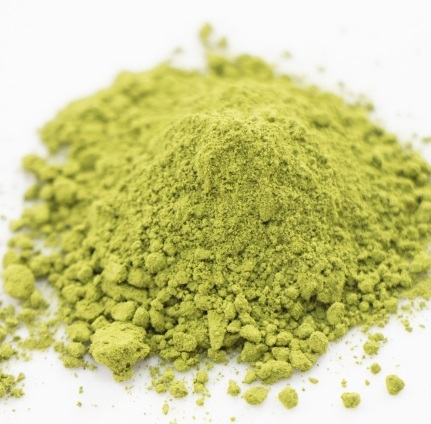 Organic JAS-Certified Sencha Green Tea Powder from Uji, Kyoto