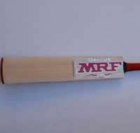 MRF Limited Edition Cricket Bat As Used by Virat Kolhi 40mm Edge English willow cricket bat