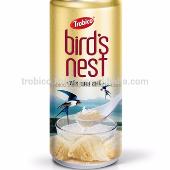 Supplying Vietnam Bird nest in 250ml aluminum can