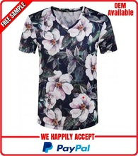 Mens stylish printed tshirt wholesale manufacturer