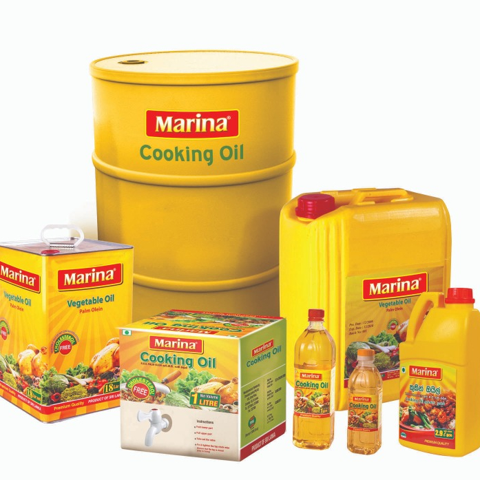 Cooking Oil R.B.D Palm Olein