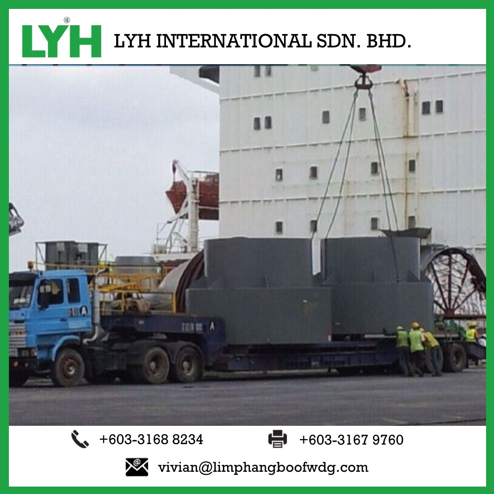 Heavy Duty Truck Lifts Service From Malaysia