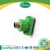 [EUROPIPE] PPR green threaded equal tee/ plastic materials for water distribution