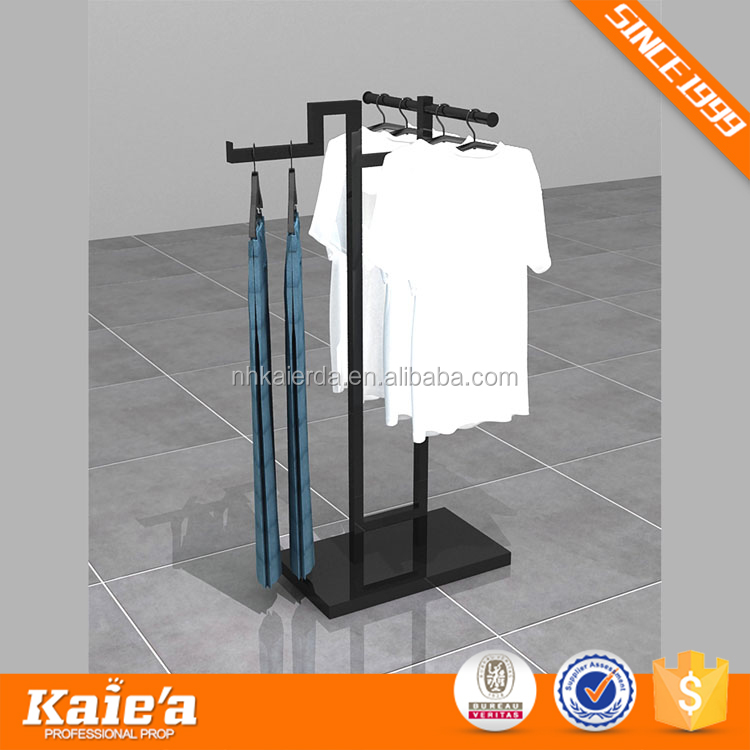 shop display stand Decorative Wall Shelf floor stand for clothes