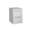 Vertical Steel File Cabinet With 2 Drawer