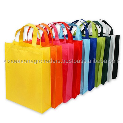 New Stylish 2018 reusable china custom pp non woven shopping bag