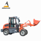 log grapple front end loader tractor with Euro III/IV engine