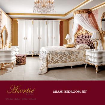 Miami Classic Bedroom Set