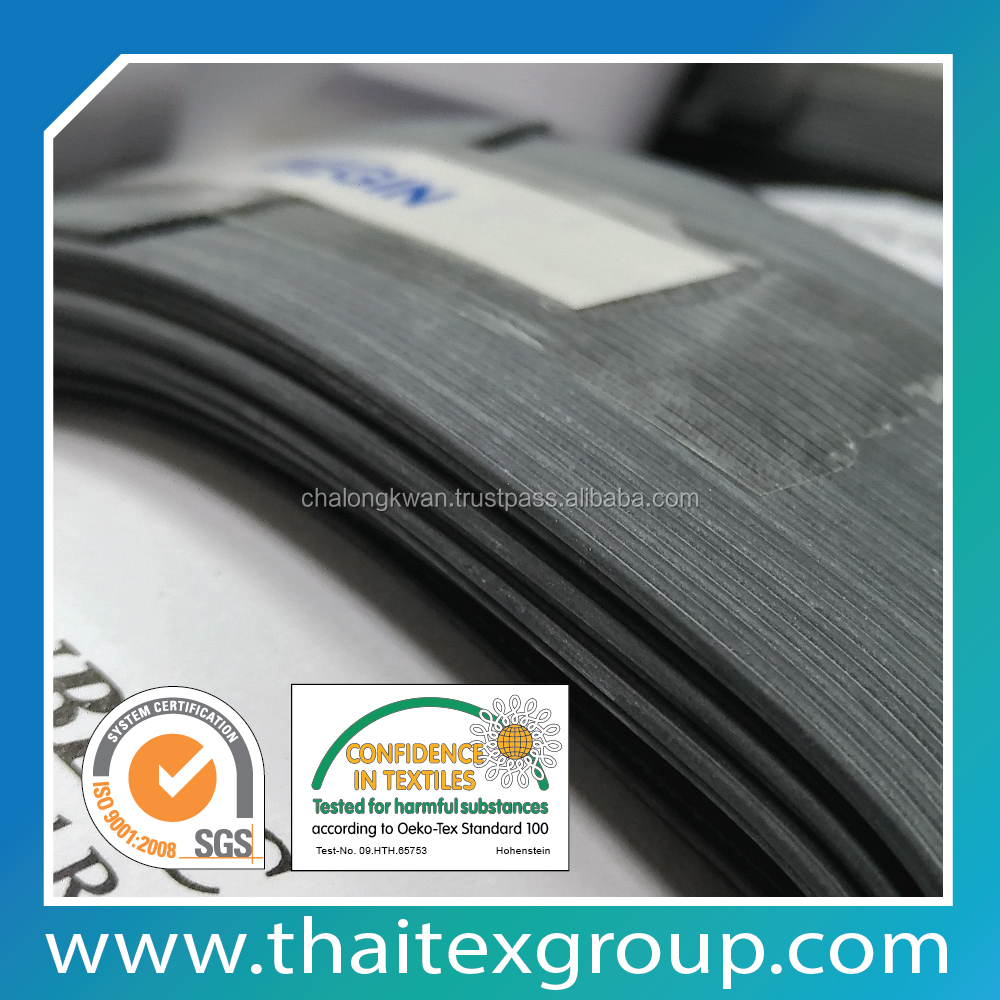 Black Silicone Rubber Thread (Latex Rubber Thread /Natural rubber thread )