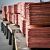 20 000 Mt Of Copper Cathodes