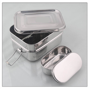 Stainless Steel Lunch box with small container