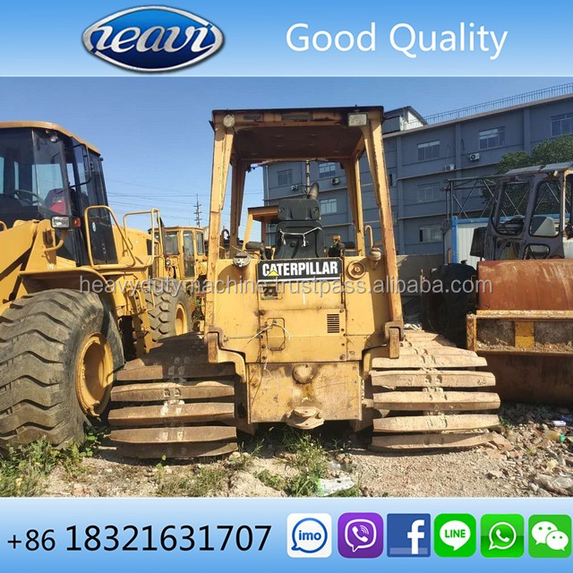 Used Original Caterpillar D3C Bulldozer for sale