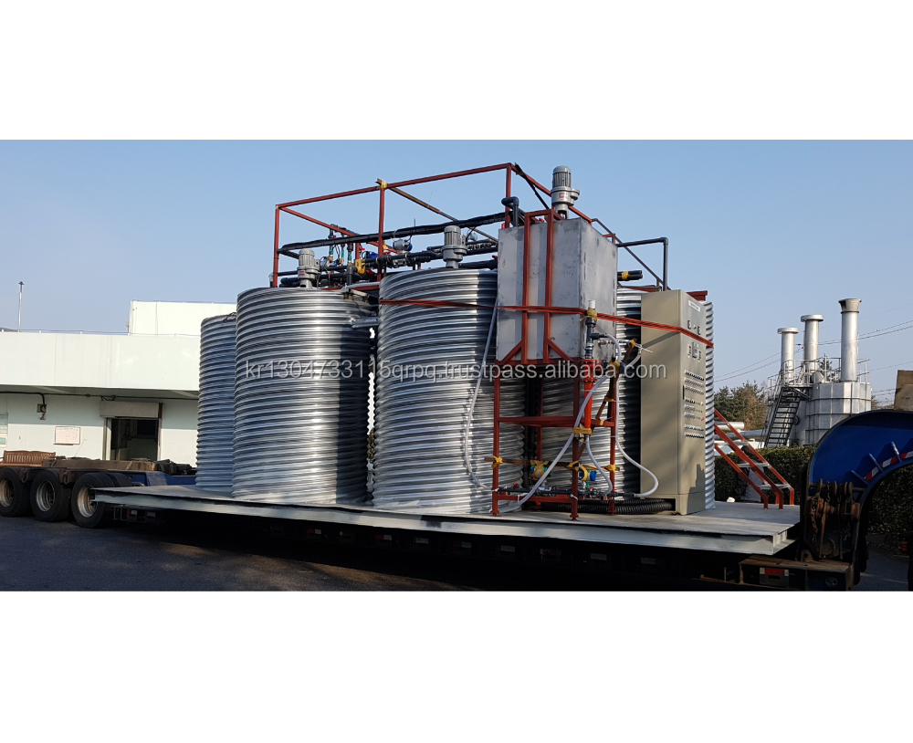 Packaged CSBR, Small Wastewater Treatment Plant