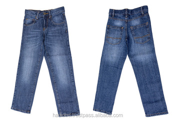 Bangladesh Garments Stock Lot/Shipment Cancel Boys Denim/Jeans Pant/Trouser