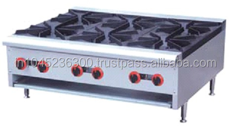 In India Heat Resistance Gas Stove(MFRB-6)