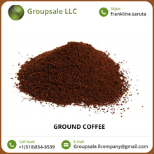 Properly Processed Rich Taste Ground Coffee in Moisture Proof Packaging