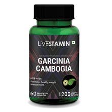 Garcinia Cambogia Extract 60 % HCA Weight Loss Capsules
