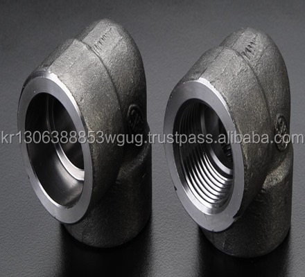 Forged fitting socket welding& thread - 90Degree elbow