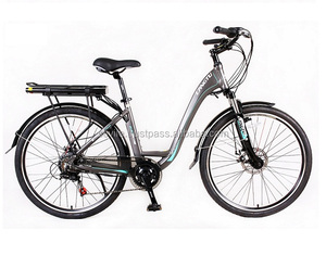 High Quality Aluminium Frame City Bicycle, Cheap Price City Bike