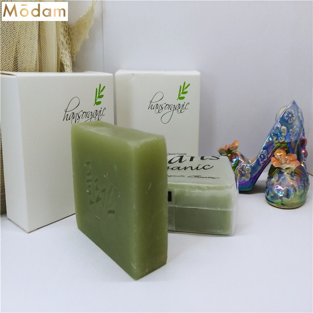 2017 Top sale hand-made anti-acne beautify soap