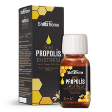 Natural Propolis Liquid Extract, Natural Antibiotics Health Support Herbal Medicine Direct from Natura Throat and Mouth Care