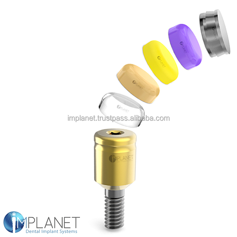 Click Attachment Set for Dental lmplant Standard Platform - Internal Hex