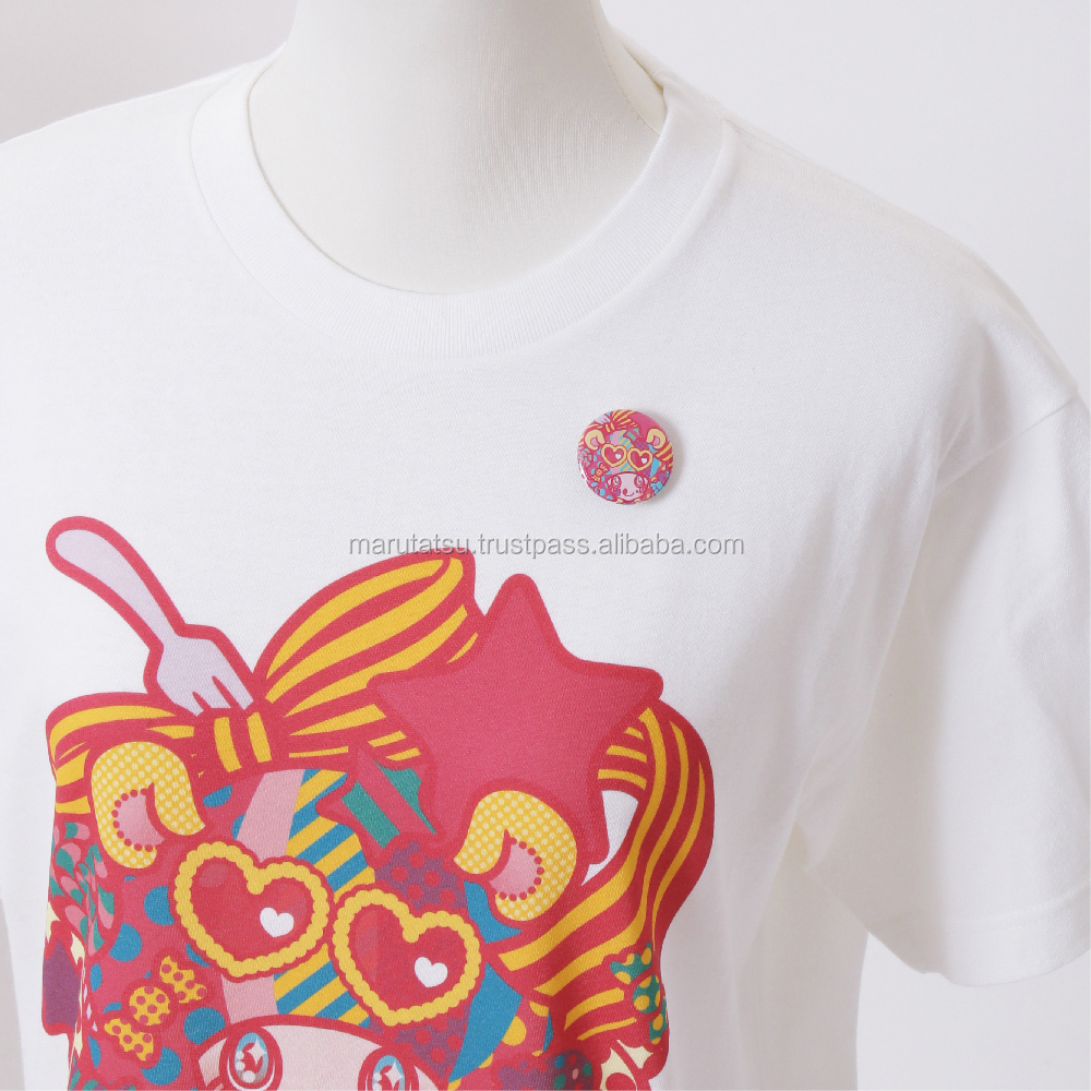 "TOKYO PRINTED ""HARAJUKU'' kawaii Pop culture design casual t-shirts 100% Cotton Casual oem t-shirt."