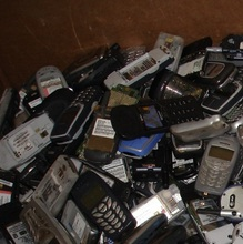 Electronic Mobile phone Scrap and Computer Ram Scrap for sale