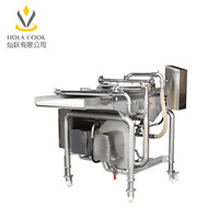 Continuous Batter Breading Machine For Meat
