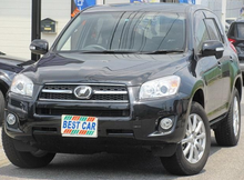 Second Hand Japanese Car rHD 2015 Toyota RAV4 Navigation Ready