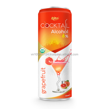 Viet Nam High quality Alcohol grapefruit