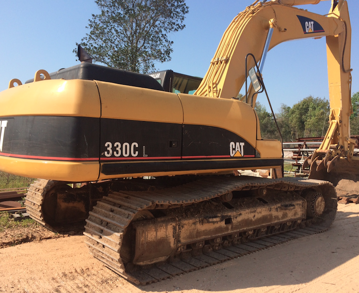 2004 Caterpillar 330CL