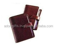 Office Notebooks Leather Organizers From Indian Wholesaler