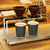 High grade stainless steel coffee drip stand dishwashable made in JAPAN