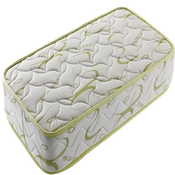 140x190 COTTON ALOEVERA ORTHOPEDIC SPRING MATTRESS - Jozy Mattress | Jozy.net