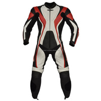 Motorbike Custom Made Leather Racing Suit
